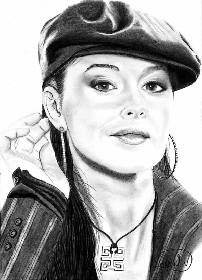 Monica Bellucci by pascalou35